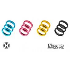 Цветные фиксирующие кольца к хвостовикам Супергрипп
