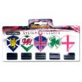 "Система оперений ""Все флаги Великобритании и Ирландии"""